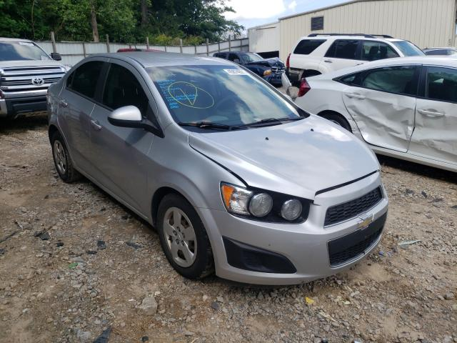 2016 Chevrolet Sonic LS for sale in Gainesville, GA