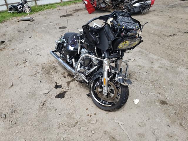Salvage cars for sale from Copart Davison, MI: 2020 Harley-Davidson Fltrx