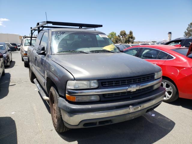 Chevrolet salvage cars for sale: 2002 Chevrolet Silverado