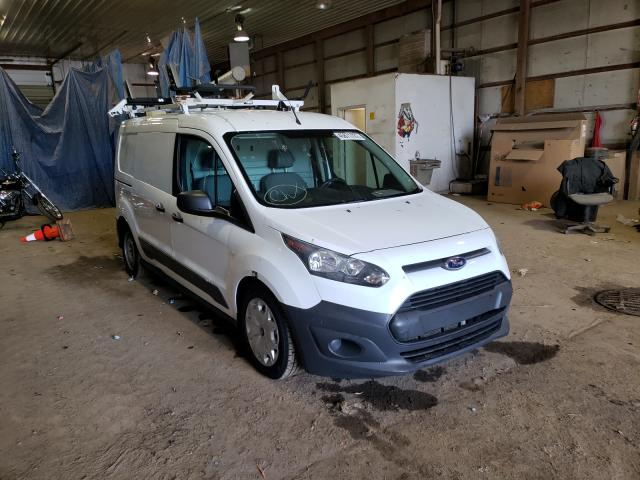 Salvage cars for sale from Copart Columbia Station, OH: 2014 Ford Transit CO