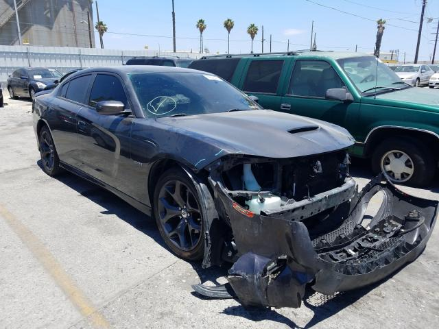 Salvage cars for sale from Copart Wilmington, CA: 2019 Dodge Charger R