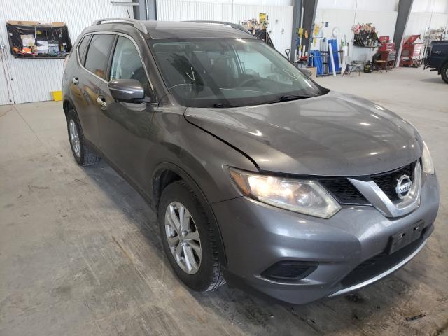 Nissan Vehiculos salvage en venta: 2014 Nissan Rogue S