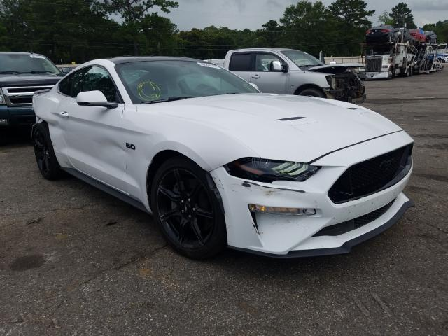 Salvage cars for sale from Copart Eight Mile, AL: 2020 Ford Mustang GT