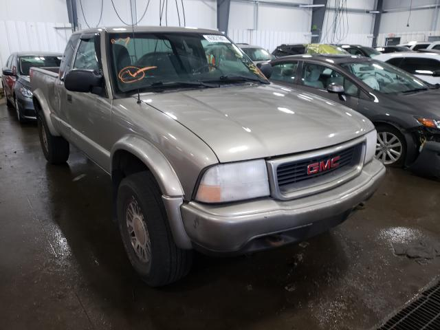 GMC Sonoma salvage cars for sale: 2001 GMC Sonoma