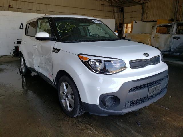KIA salvage cars for sale: 2019 KIA Soul