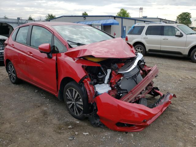 Salvage cars for sale from Copart Finksburg, MD: 2020 Honda FIT EX