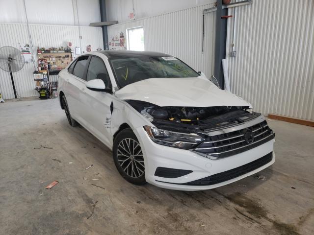 Salvage cars for sale from Copart Greenwood, NE: 2019 Volkswagen Jetta S