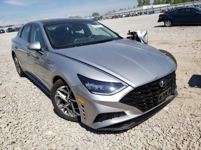 2020 Hyundai Sonata SEL en venta en Appleton, WI