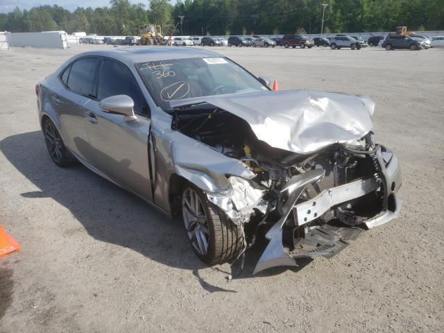 Salvage cars for sale from Copart Fredericksburg, VA: 2015 Lexus IS 250