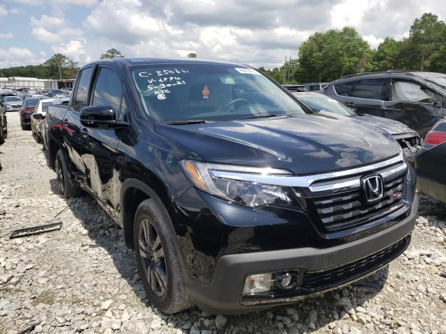 Honda Ridgeline salvage cars for sale: 2019 Honda Ridgeline
