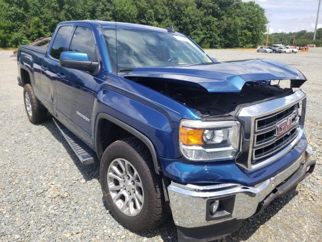 Salvage cars for sale from Copart Concord, NC: 2015 GMC Sierra K15