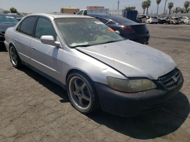 Salvage cars for sale from Copart Colton, CA: 2002 Honda Accord EX