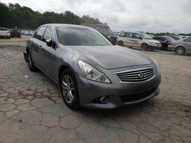 Salvage cars for sale from Copart Austell, GA: 2011 Infiniti G37