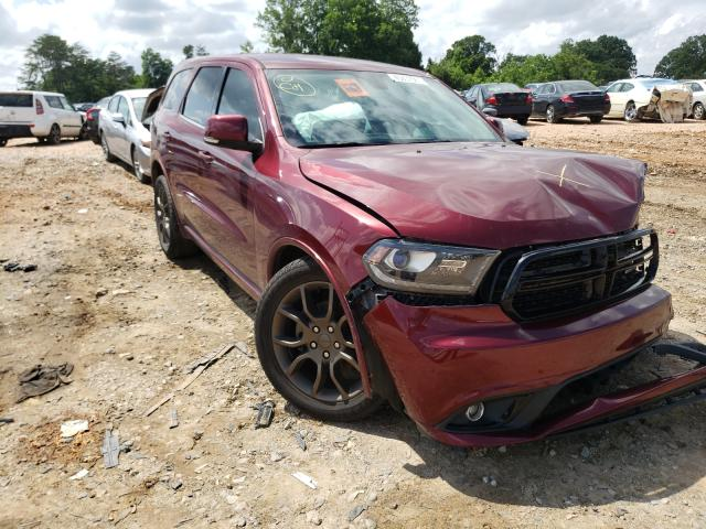 Salvage cars for sale from Copart China Grove, NC: 2016 Dodge Durango LI