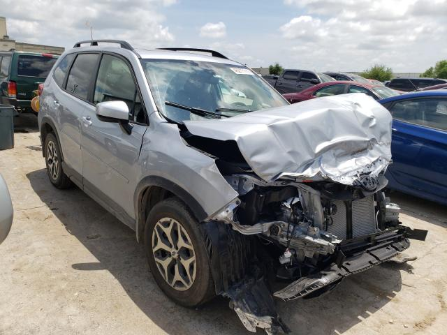 Salvage cars for sale from Copart Tulsa, OK: 2021 Subaru Forester P