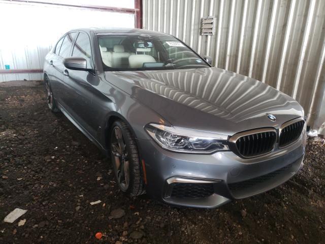 BMW M550XI salvage cars for sale: 2018 BMW M550XI