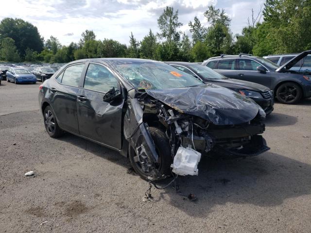 2017 Toyota Corolla en venta en Portland, OR