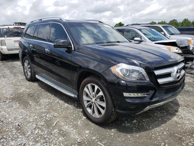 Salvage cars for sale at Byron, GA auction: 2014 Mercedes-Benz GL 450 4matic