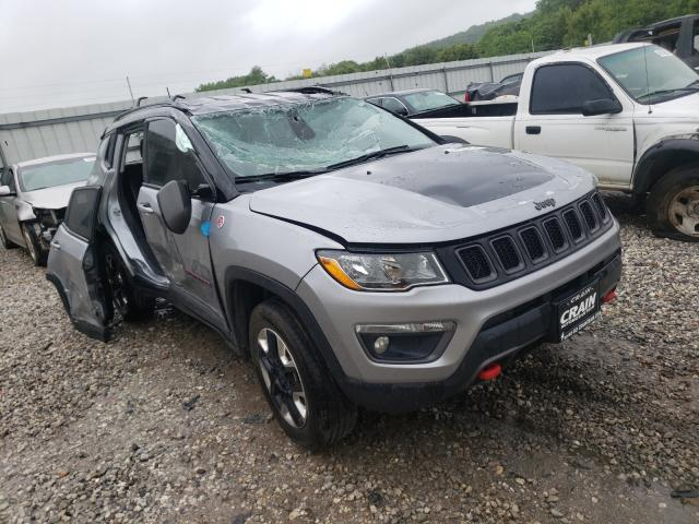 Salvage cars for sale from Copart Prairie Grove, AR: 2018 Jeep Compass TR