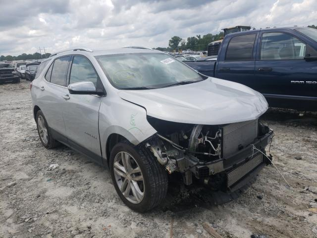 Salvage cars for sale from Copart Loganville, GA: 2019 Chevrolet Equinox PR