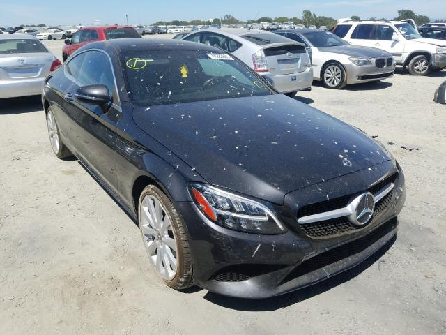 Salvage cars for sale from Copart Antelope, CA: 2019 Mercedes-Benz C300