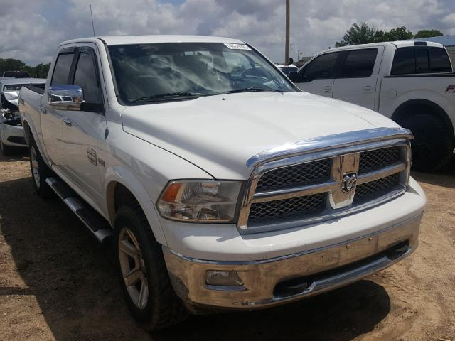 Salvage cars for sale from Copart Newton, AL: 2012 Dodge RAM 1500 L
