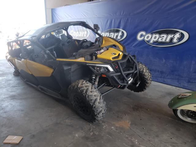 Salvage cars for sale from Copart Albuquerque, NM: 2017 Can-Am Maverick X