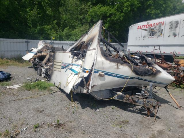 Salvage trucks for sale at Alorton, IL auction: 1998 Heartland Prowler
