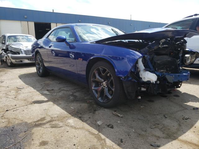Salvage 2019 DODGE CHALLENGER - Small image. Lot 46114901