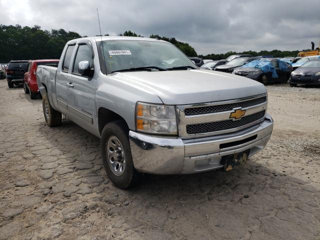 Salvage cars for sale from Copart Austell, GA: 2012 Chevrolet Silverado