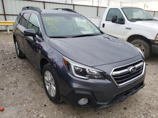 Salvage cars for sale from Copart Haslet, TX: 2018 Subaru Outback 2