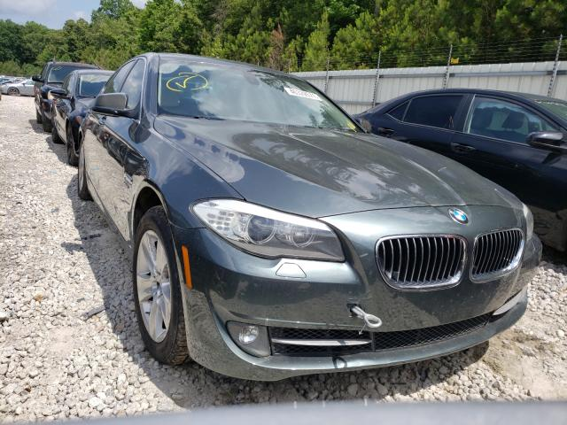 Salvage cars for sale from Copart Ellenwood, GA: 2012 BMW 528 XI
