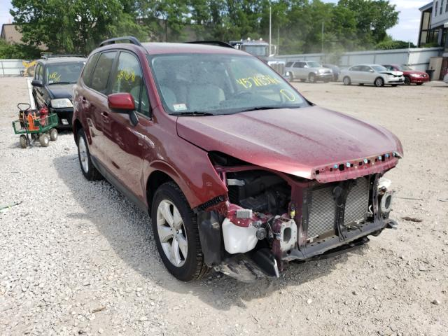 Salvage cars for sale from Copart Billerica, MA: 2014 Subaru Forester 2