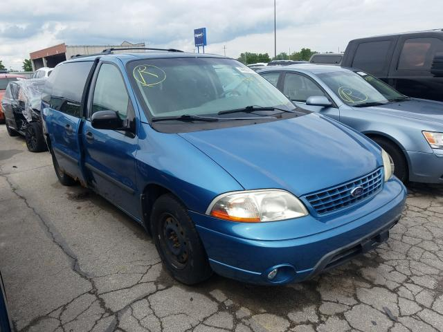 Ford Windstar salvage cars for sale: 2012 Ford Windstar