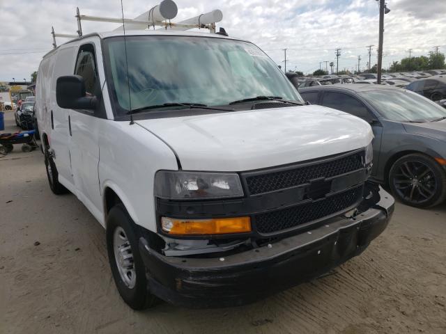 Vehiculos salvage en venta de Copart Los Angeles, CA: 2018 Chevrolet Express G2
