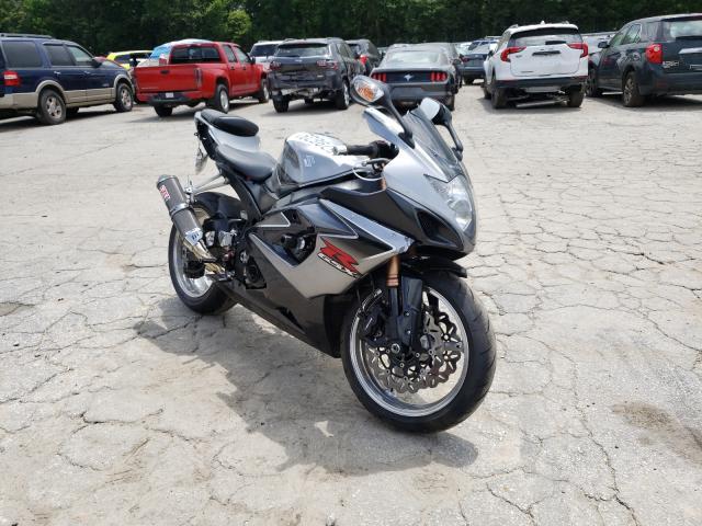 Salvage motorcycles for sale at Austell, GA auction: 2006 Suzuki GSX-R1000