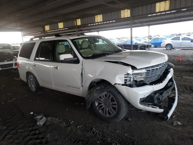 Lincoln salvage cars for sale: 2010 Lincoln Navigator