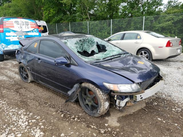 Salvage cars for sale from Copart Cicero, IN: 2011 Honda Civic LX