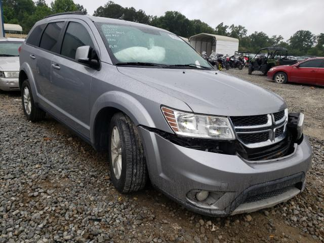 Salvage 2017 DODGE JOURNEY - Small image. Lot 45829951