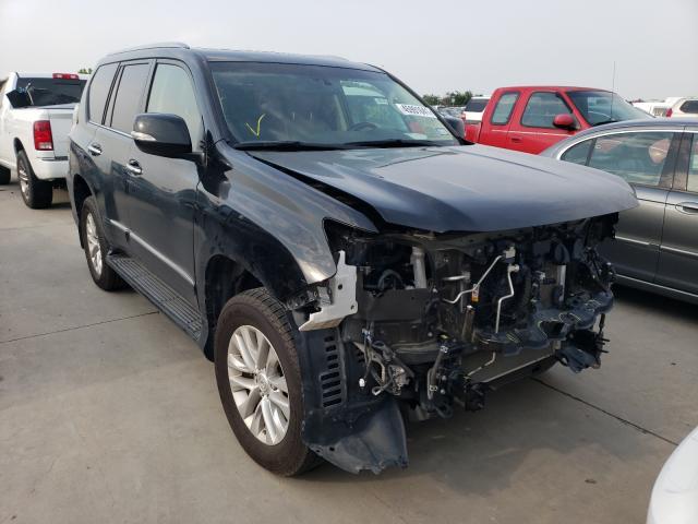 Salvage cars for sale from Copart Grand Prairie, TX: 2017 Lexus GX 460
