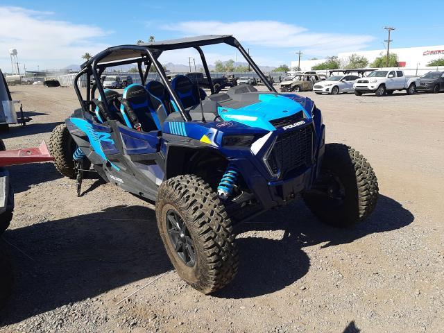 Salvage cars for sale from Copart Phoenix, AZ: 2020 Polaris RZR Turbo