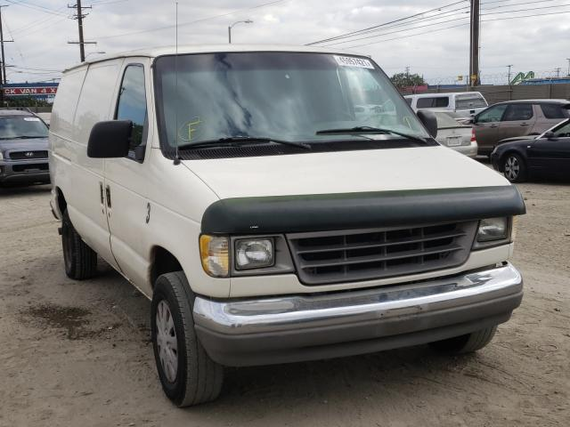 Salvage cars for sale from Copart Los Angeles, CA: 1995 Ford Econoline