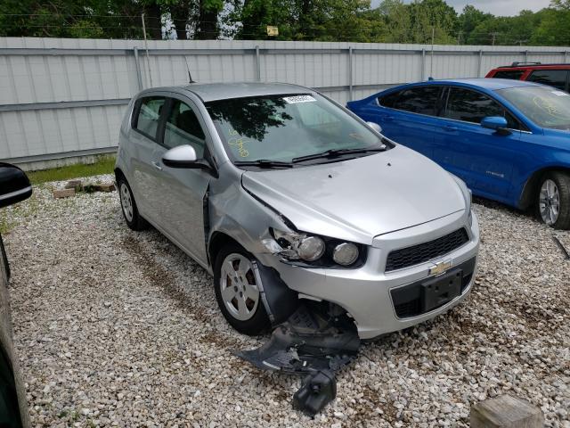 Vehiculos salvage en venta de Copart Rogersville, MO: 2014 Chevrolet Sonic LS