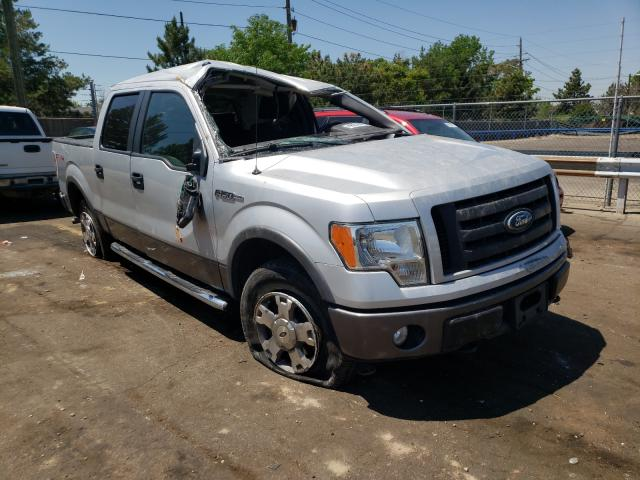 Salvage cars for sale from Copart Denver, CO: 2009 Ford F150 Super
