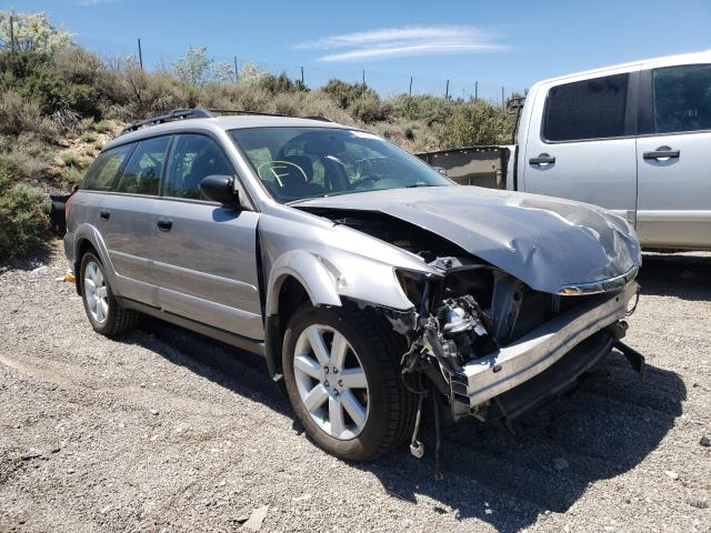 Salvage cars for sale from Copart Reno, NV: 2008 Subaru Outback 2