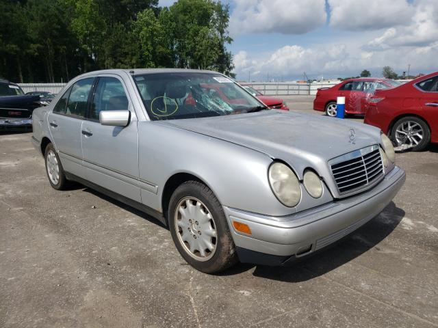 Mercedes-Benz E-Class salvage cars for sale: 1999 Mercedes-Benz E-Class