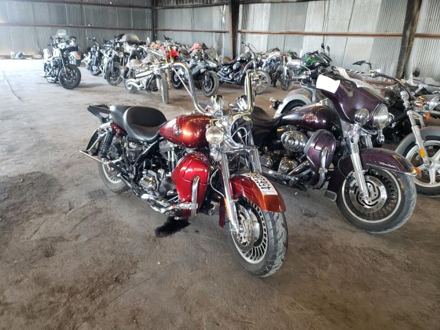 Salvage motorcycles for sale at Lebanon, TN auction: 2013 Harley-Davidson FLHRSE4 CV