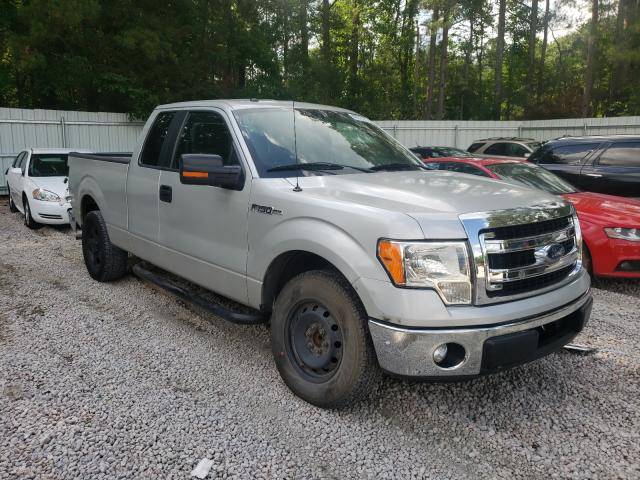 Salvage cars for sale from Copart Knightdale, NC: 2013 Ford F150 Super