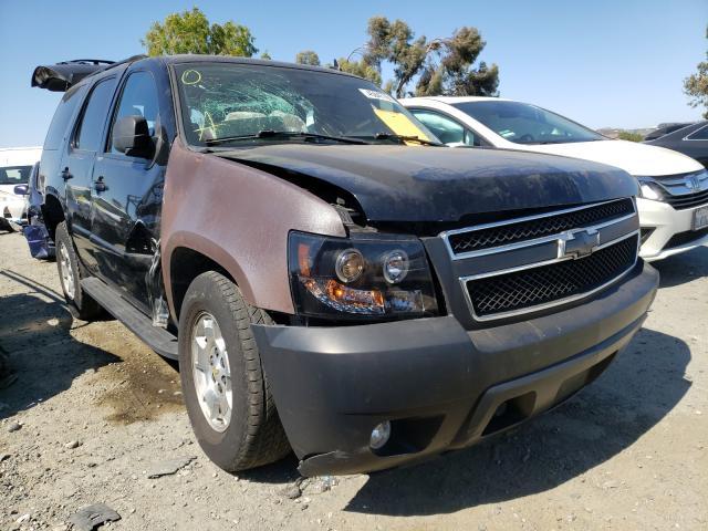 Chevrolet Tahoe C150 salvage cars for sale: 2007 Chevrolet Tahoe C150