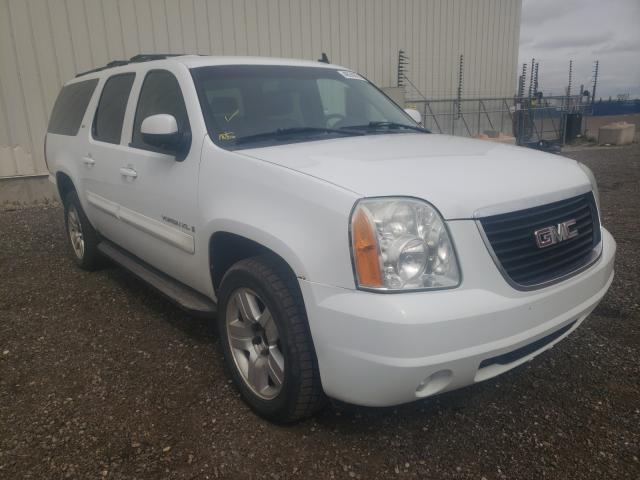Salvage cars for sale from Copart Rocky View County, AB: 2007 GMC Yukon XL K